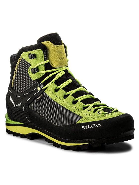 Salewa Turistiniai batai Crow Gtx GORE-TEX 61328-5320 Juoda