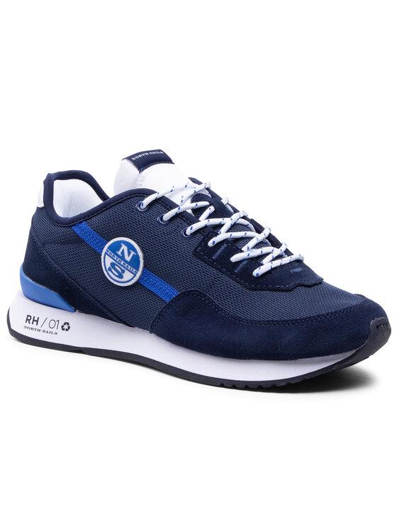 North Sails Laisvalaikio batai RH/01 Recy -054 Tamsiai mėlyna