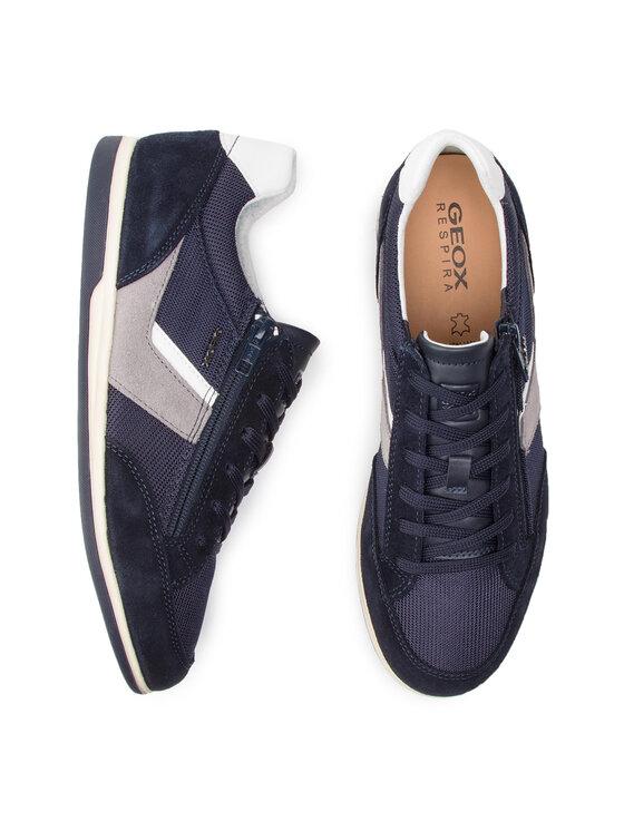 Geox Geox Sneakersy U Renan C U924GC 02214 C4002 Granatowy
