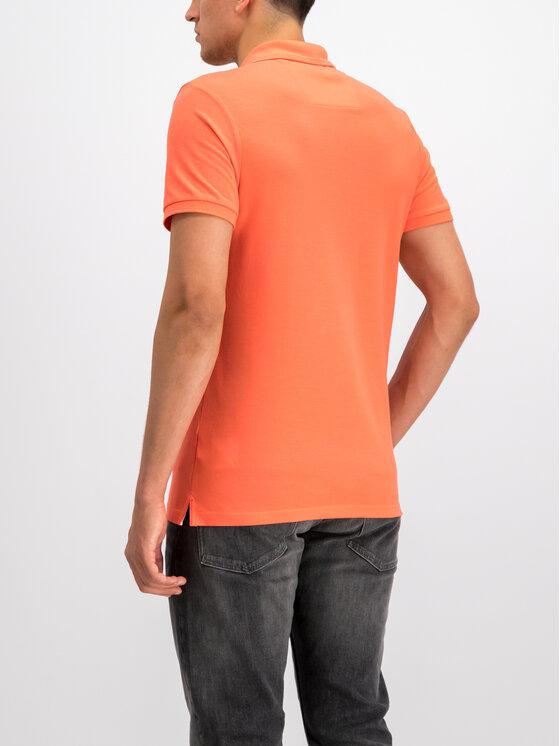 Calvin Klein Jeans Calvin Klein Jeans Polohemd J30J312761 Orange Regular Fit