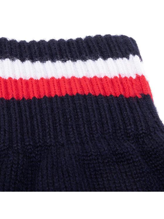 Tommy Hilfiger Tommy Hilfiger Rękawiczki Męskie Corporate Gloves AM0AM06586 Granatowy