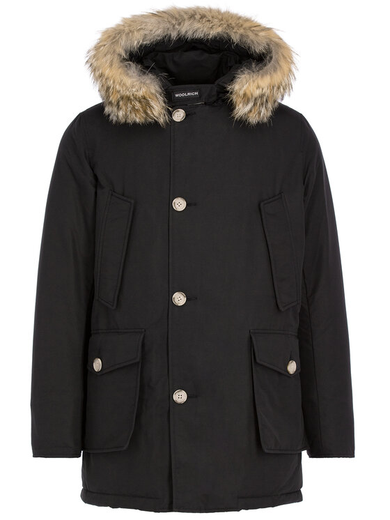 Woolrich Woolrich Winterjacke Arctic WOCPS2880 UT0108 Schwarz Regular Fit