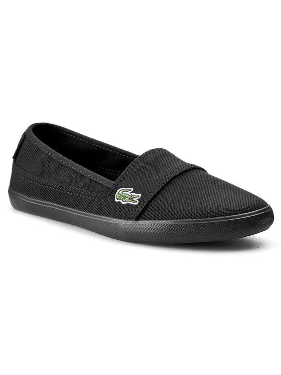 Lacoste Lacoste Sneakers aus Stoff Marice Piq Spj 7-29SPJ200002H Schwarz