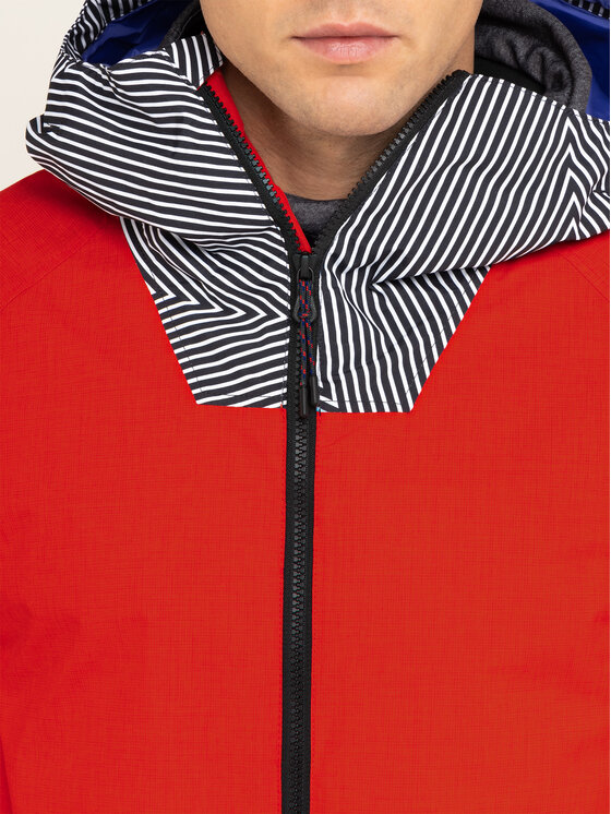 Burton Burton Μπουφάν για snowboard Hilltop 13066105600 Κόκκινο Regular Fit