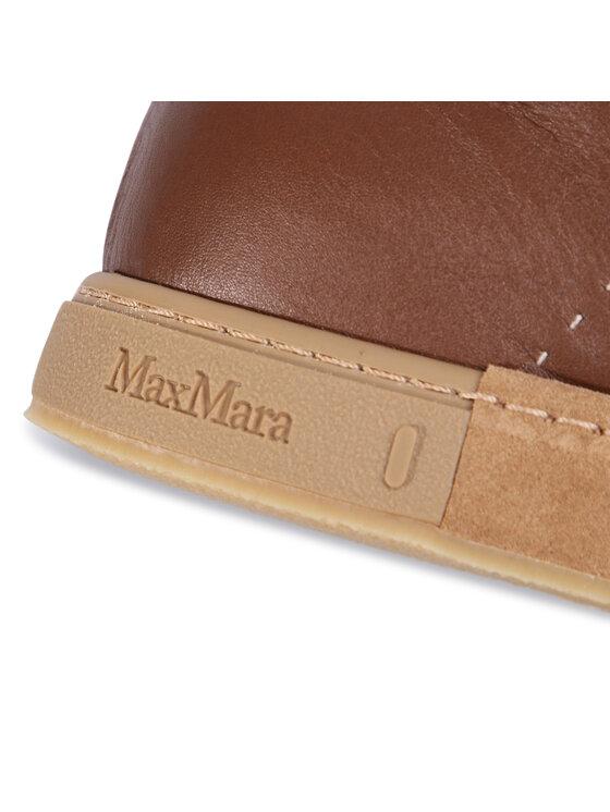 Max Mara Max Mara Cizme Tommy 476603076 Maro