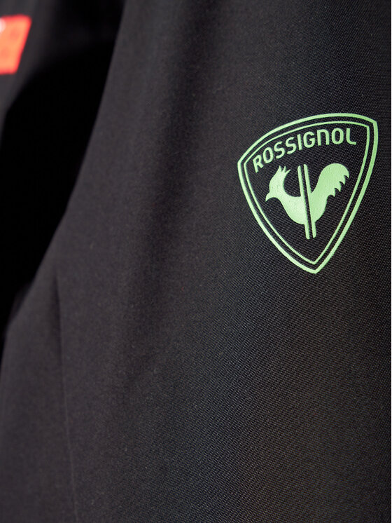 Rossignol Rossignol Kurtka narciarska Course Hero RLJYJ15 Czarny Classic Fit