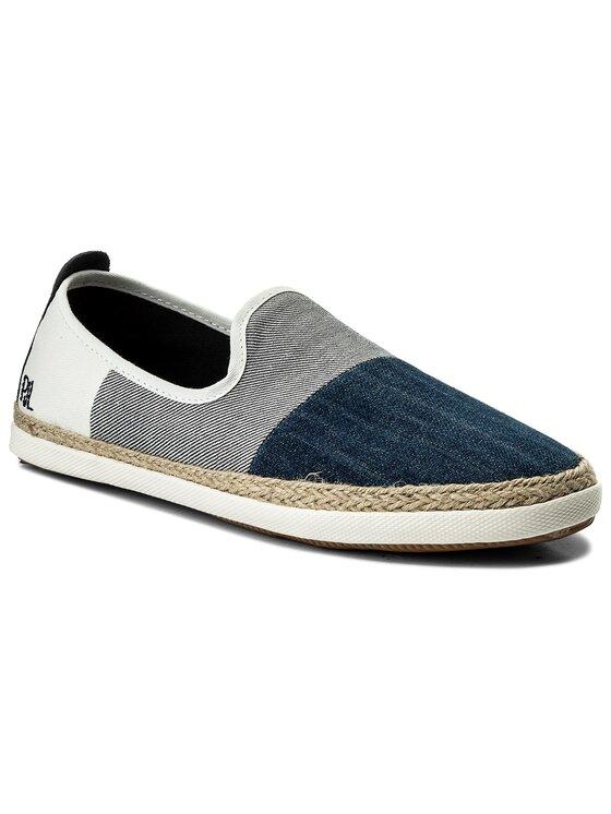 Pepe Jeans Pepe Jeans Espadrillas Maui Beach PMS10227 Blu scuro