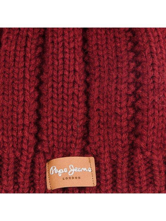 Pepe Jeans Pepe Jeans Σκούφος Elissa Hat PL040268 Μπορντό