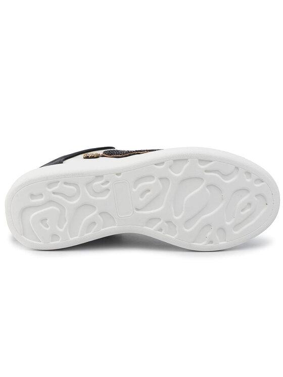 Silvian Heach Silvian Heach Laisvalaikio batai Sneakers Sh Heart RCA19089CZ Balta