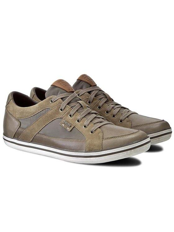 Geox Geox Sneakersy U Box D U44R3D 043FU C5076 Zielony