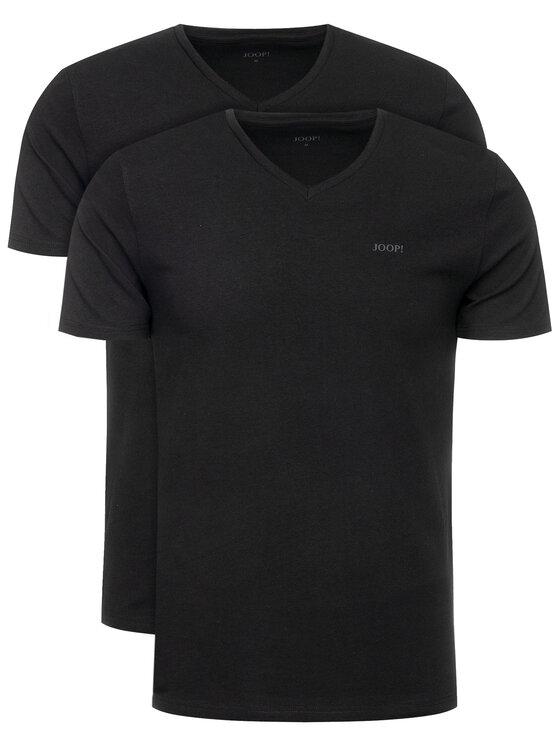 Joop! 2 marškinėlių komplektas 30018460 Juoda Slim Fit