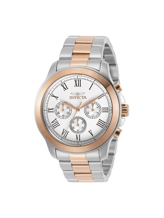 Invicta Watch Laikrodis Specialty 21660 Sidabrinė