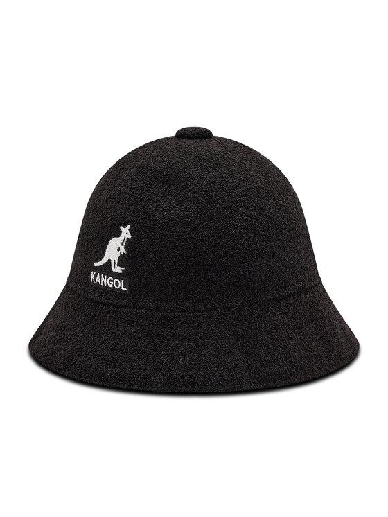 Kangol Skrybėlė Bucket Big Logo Casual K3407 Juoda
