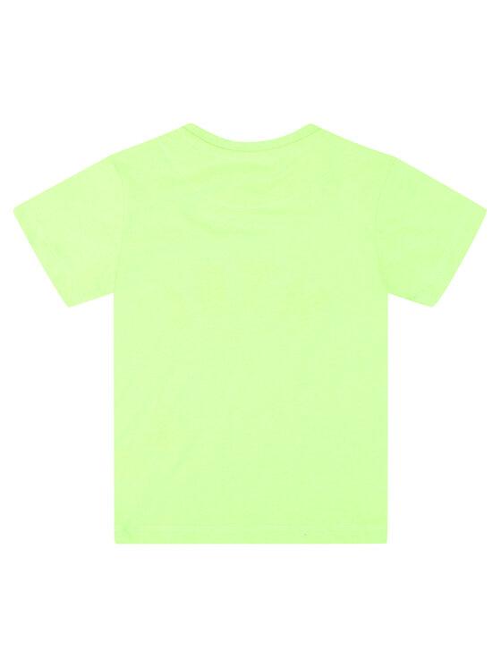 Mayoral Mayoral T-Shirt 170 Zielony Regular Fit