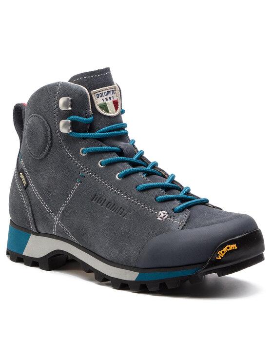 Dolomite Turistiniai batai Cinquantaquattro Hike W Gtx GORE-TEX 269483-1076005 Tamsiai mėlyna