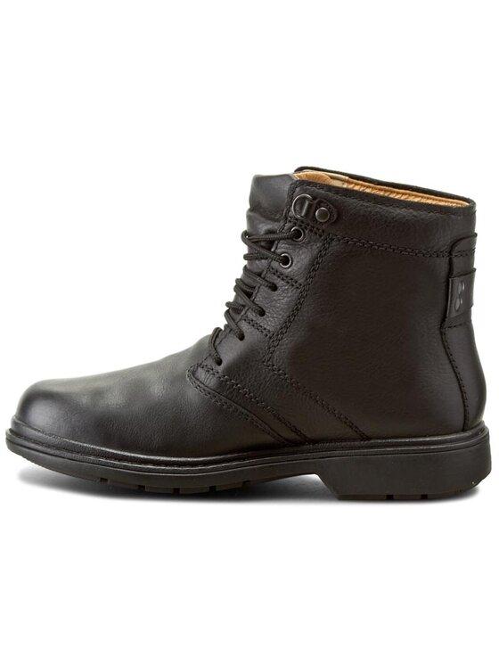 Clarks Clarks Stiefel Rockie Co Gtx 203184627 Schwarz