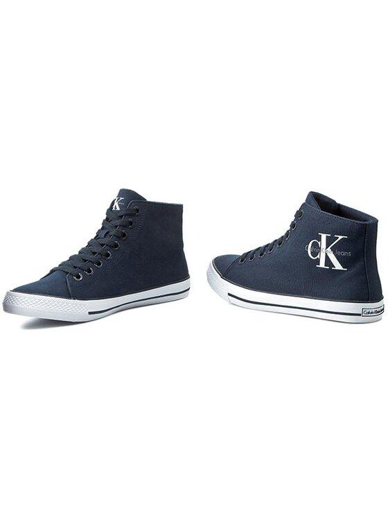 Calvin Klein Jeans Calvin Klein Jeans Tenisówki Ozzy SE8534 Granatowy