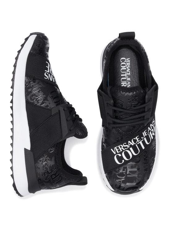 Versace Jeans Couture Versace Jeans Couture Αθλητικά E0VUBSG5 Μαύρο