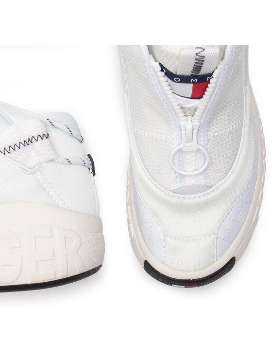 Tommy Jeans Tommy Jeans Sneakers No1 Tommy Jeans Sneaker EN0EN00515 Bianco