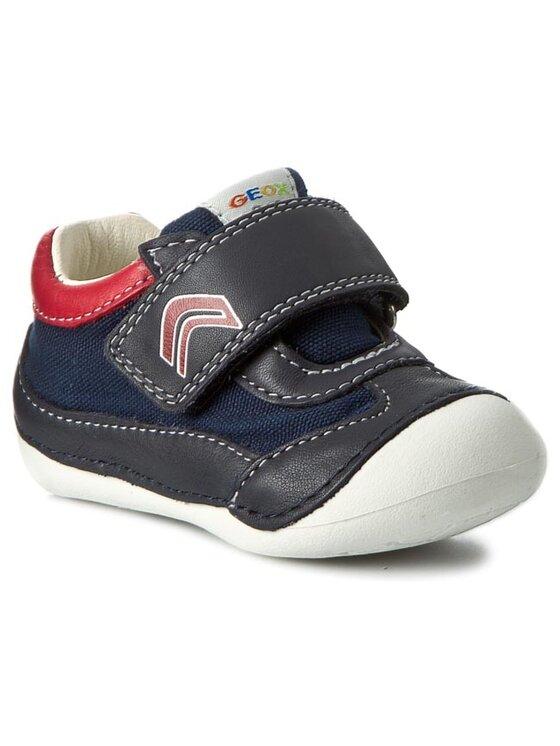 Geox Geox Κλειστά παπούτσια B Tutim B. B B5239B 04310 C0735 Σκούρο μπλε