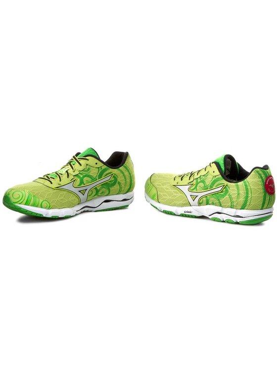 Mizuno Mizuno Cipő Wave Hitogami 2 J1GB158003 Zöld