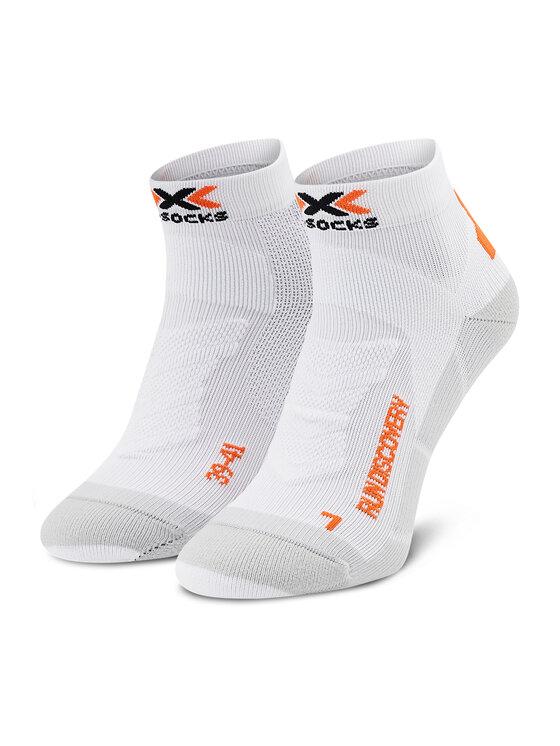 X-Socks Ilgos Vyriškos Kojinės Run Discovery XSRS18S19U Balta