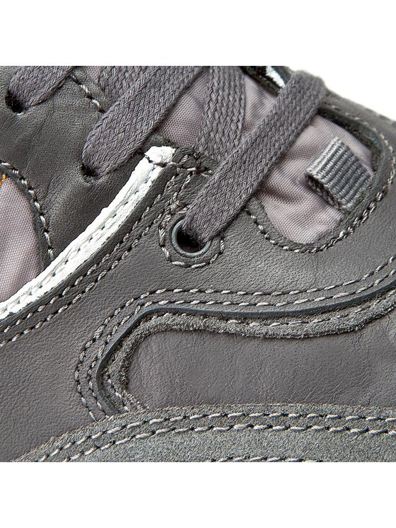 Geox Geox Sneakersy U Sandro B Abx A U44S7A 022FU C9268 Šedá