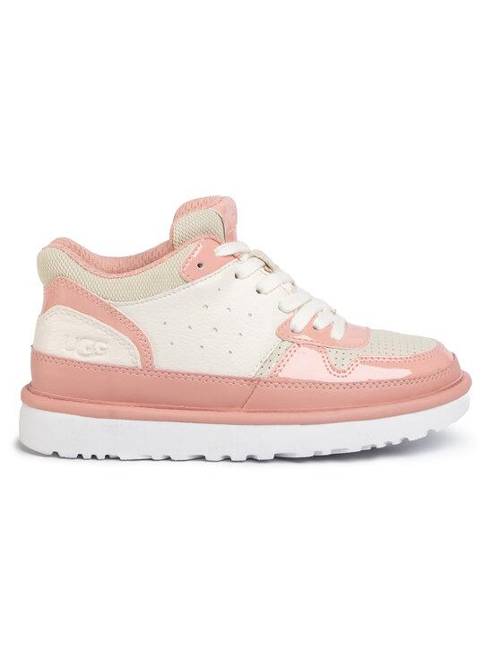 Ugg Ugg Sneakersy W Highland Sneaker 1115810 Biały