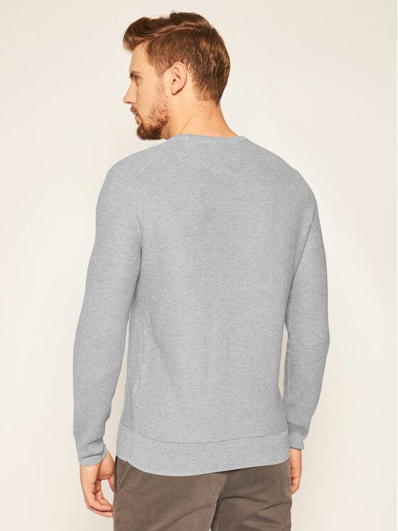 Polo Ralph Lauren Polo Ralph Lauren Sweter Ls Cn Pp 710680593010 Szary Relaxed Fit