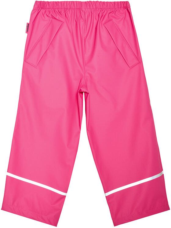 Playshoes Playshoes Spodnie przeciwdeszczowe 405423 D Różowy Regular Fit