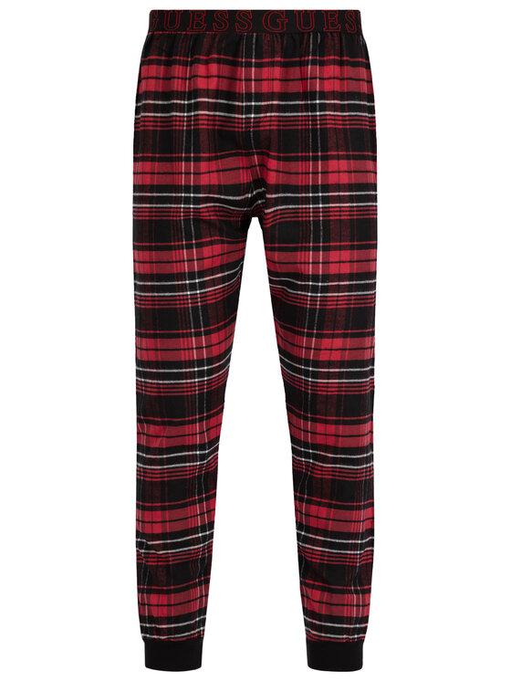Guess Guess Pižama U94X06 JR018 Spalvota Regular Fit