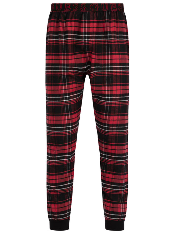 Guess Guess Pyžamo U94X06 JR018 Farebná Regular Fit