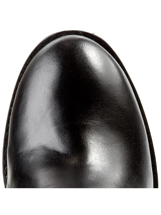 Armani Jeans Armani Jeans Polokozačky Z5541 23 12 Černá