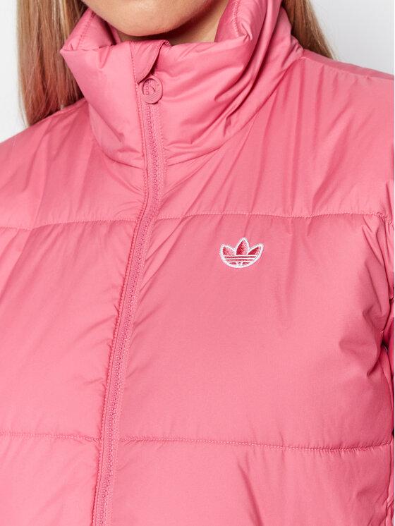 adidas adidas Pernata jakna H20213 Ružičasta Regular Fit