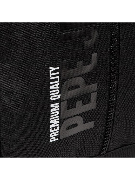 Pepe Jeans Pepe Jeans Plecak Raul Backpack PM030634 Czarny