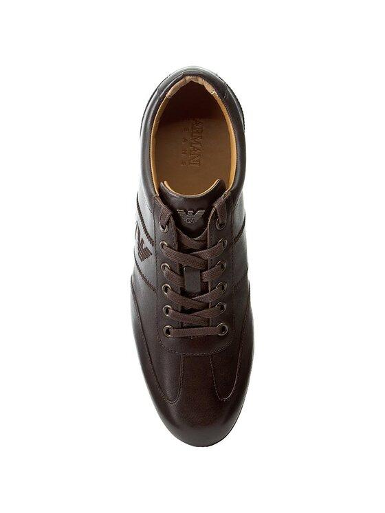 Armani Jeans Armani Jeans Sneakersy 935534 CC505 04552 Hnedá