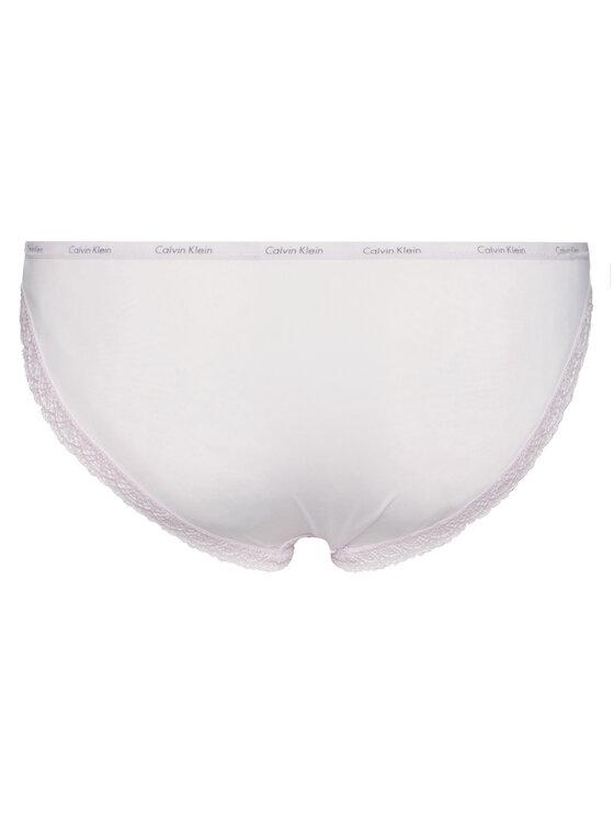 Calvin Klein Underwear Calvin Klein Underwear Klasické kalhotky 0000D3447E Růžová