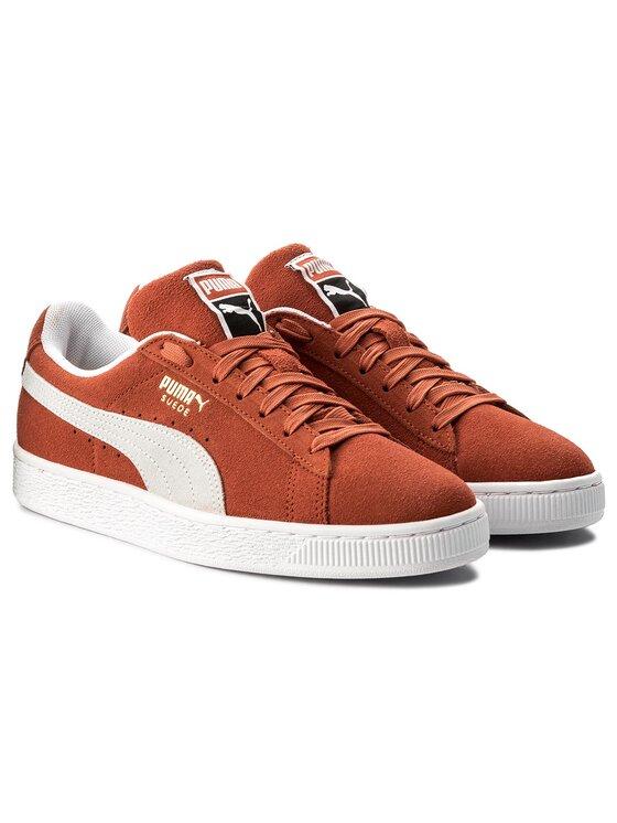 Puma Puma Сникърси Suede Classic 365347 07 Оранжев