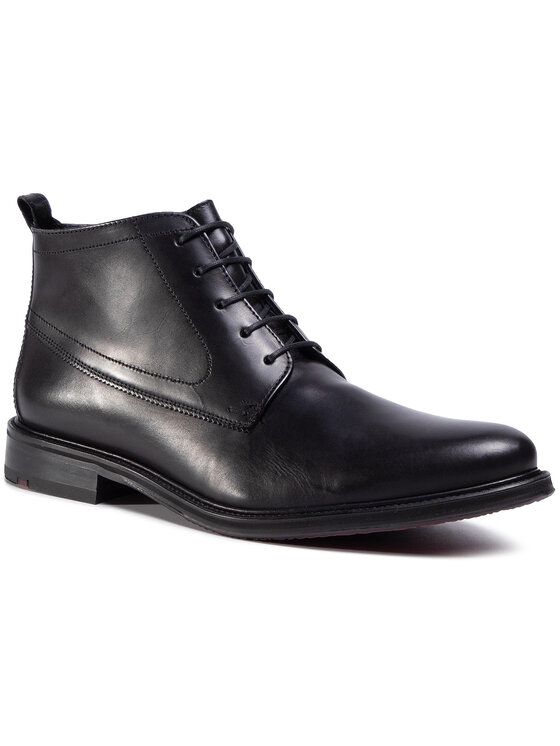 Lloyd Auliniai batai Orco 20-720-00 Juoda