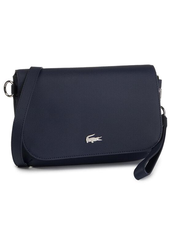 Lacoste Lacoste Torebka S Crossover Bag NF2894DC Granatowy