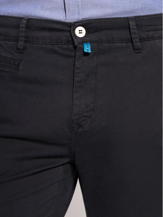 Pierre Cardin Pierre Cardin Medžiaginės kelnės 33757 Tamsiai mėlyna Modern Fit