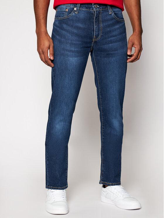 Levi's® Jeansy 511™ 04511-4973 Granatowy Slim Fit