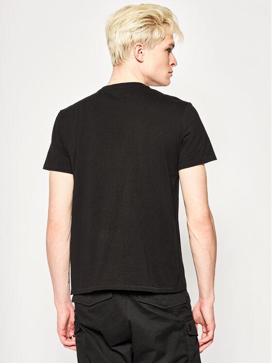 Just Cavalli Just Cavalli T-shirt S01GC0626 Noir Regular Fit