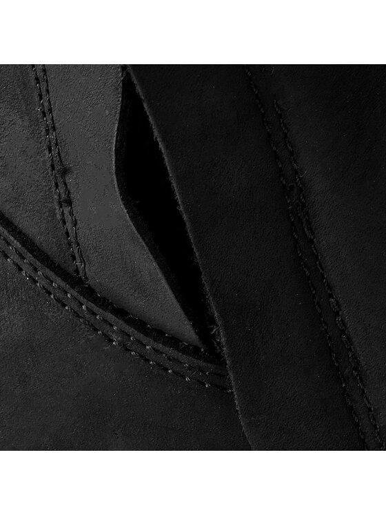 EMU Australia EMU Australia Sztyblety Pioneer Leather W11692 Czarny