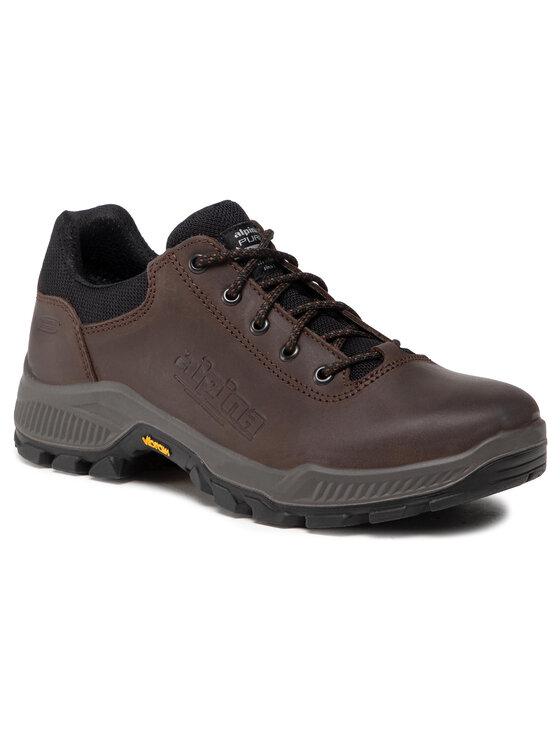 Alpina Turistiniai batai Prima Low 692Z-2 Ruda