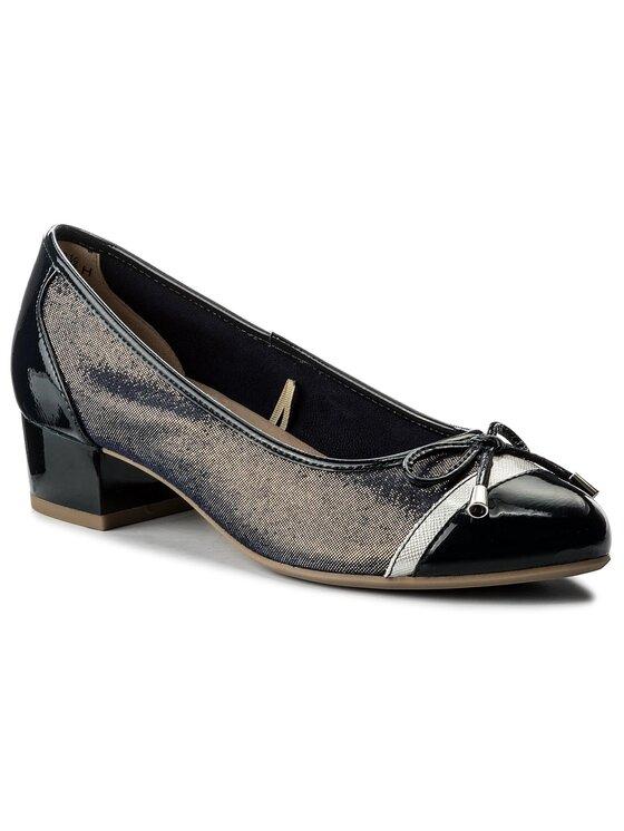 Caprice Caprice Κλειστά παπούτσια 9-22320-20 Σκούρο μπλε