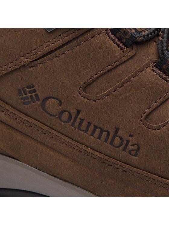 Columbia Columbia Bakancs Terrebonne II Outdry BM5519 Barna