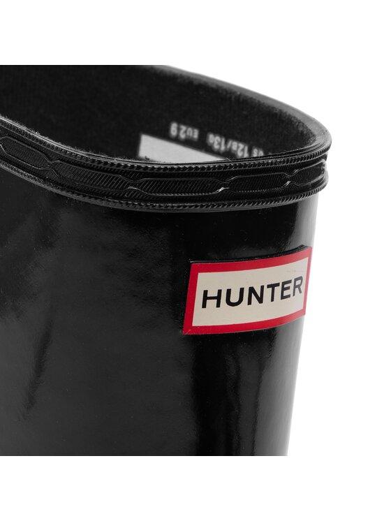 Hunter Hunter Kalosze Org Kids Frst Gl Box KFT5003RGL Czarny