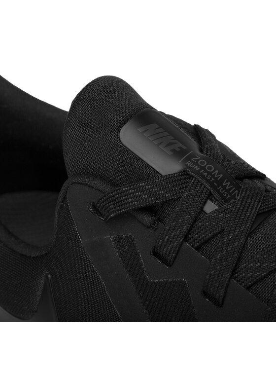 Nike Nike Buty Zoom Winflo 6 AQ7497 004 Czarny