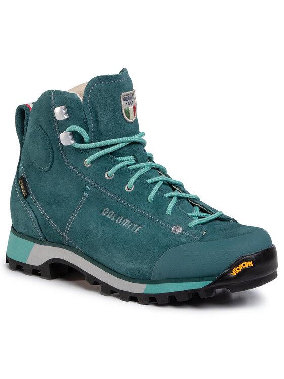 Dolomite Turistiniai batai Cinquantaquattro Hike W Gtx GORE-TEX 269483-1230005 Žalia